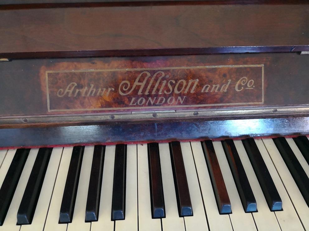 Arthur Allison Piano Auburn Pianos Tuning Sydney