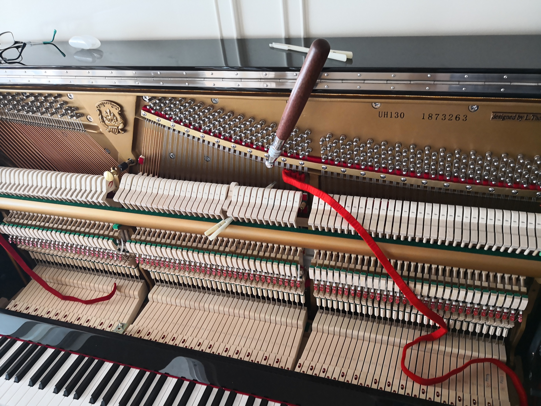 Kayserburg Auburn Pianos Tuning Sydney