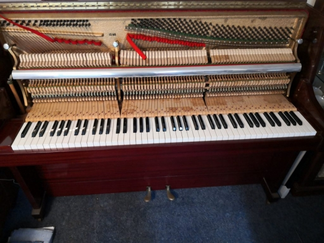 Alfred Knight Bentley Piano Co