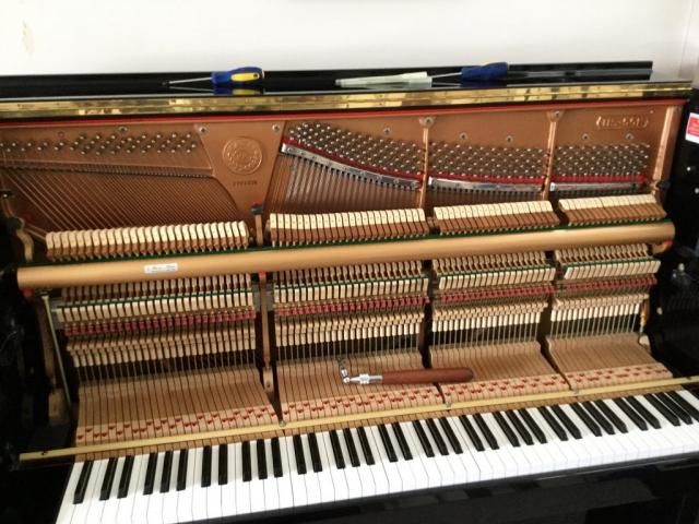 Kawai US55K Auburn Pianos Tuning Sydney