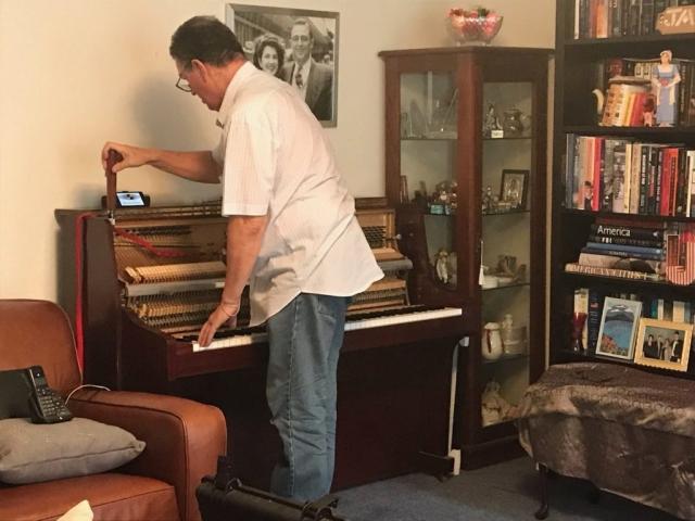 Piano Tuner Sydney