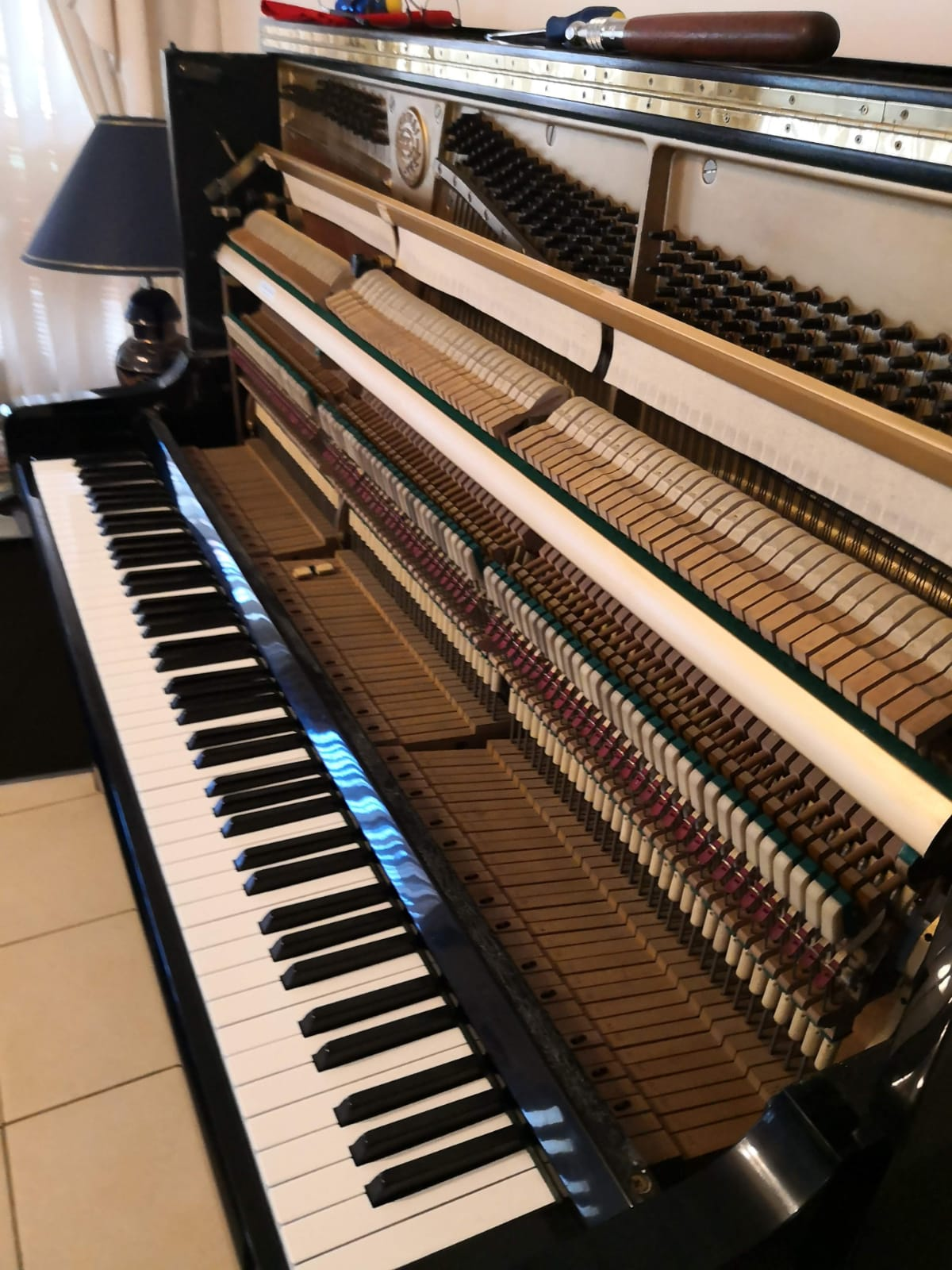 Piano Key Repair