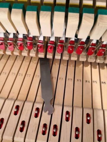 Piano Regulation, Repair and Tune