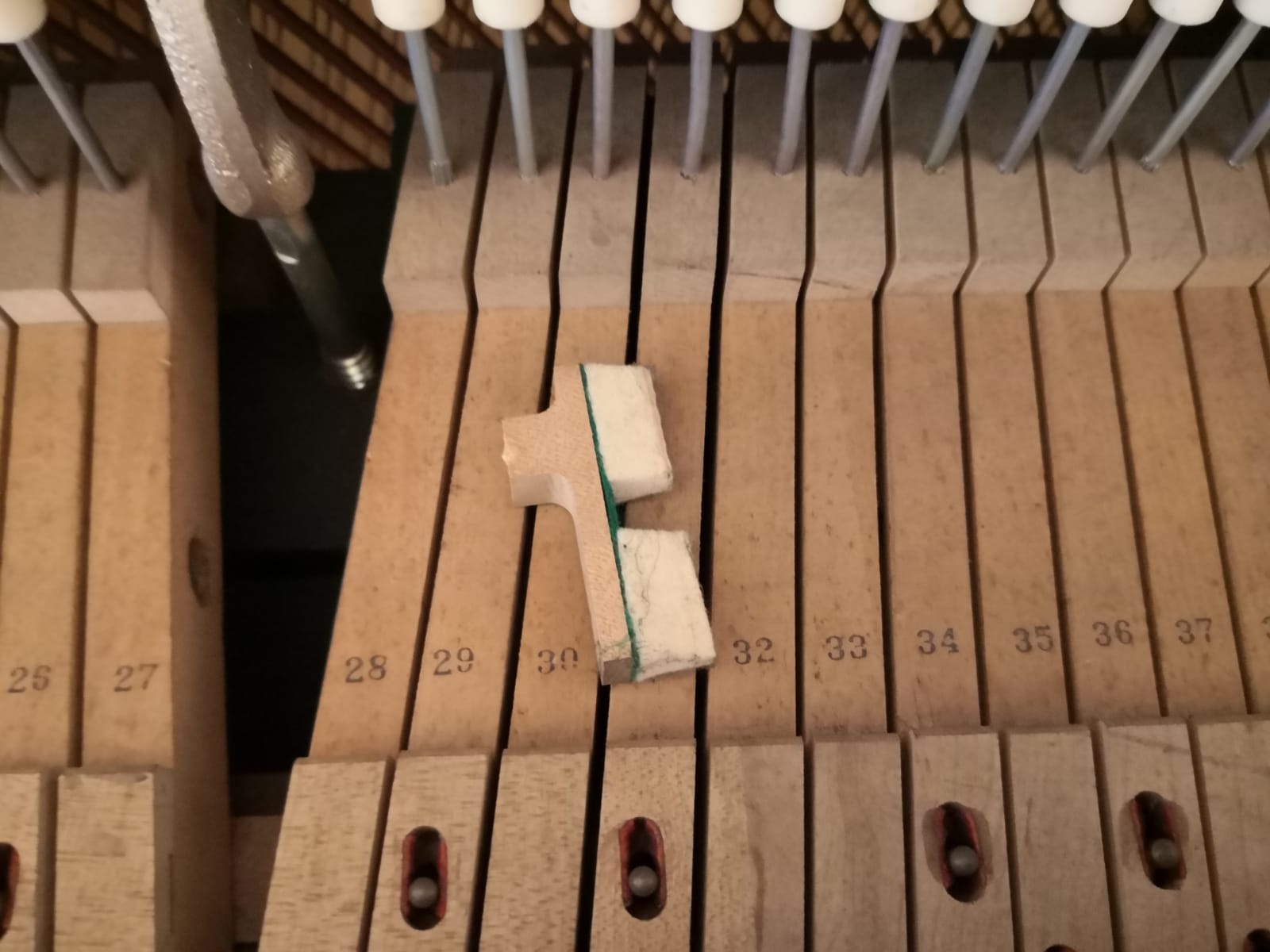Sydney Piano Key Repair