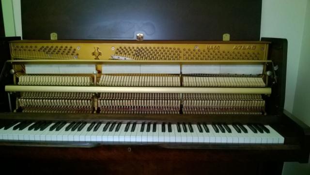 Atlas NA5C Auburn Pianos Tuning Sydney