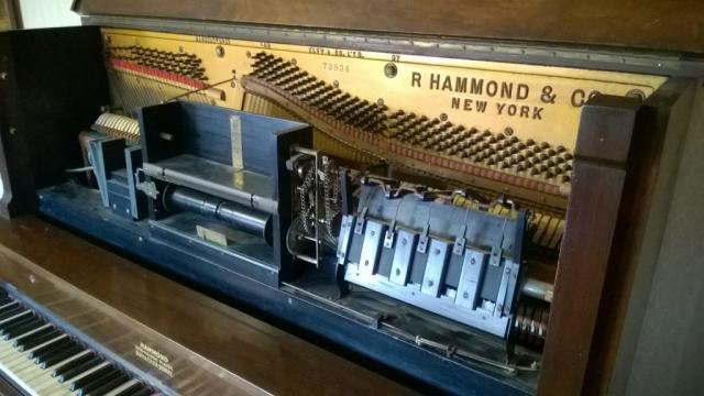 Pianola Auburn Pianos Tuning Sydney